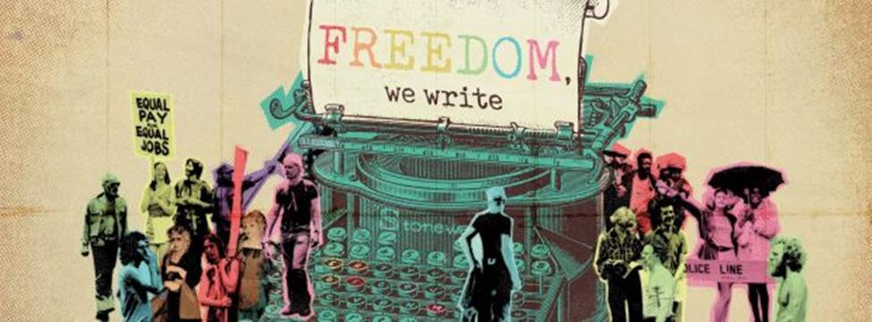 INTERVISTA ALL'ARTISTA – FREEDOM, WE WRITE