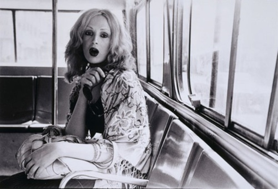 CANDY DARLING ON HER DEATHBED, DI PETER HUJAR