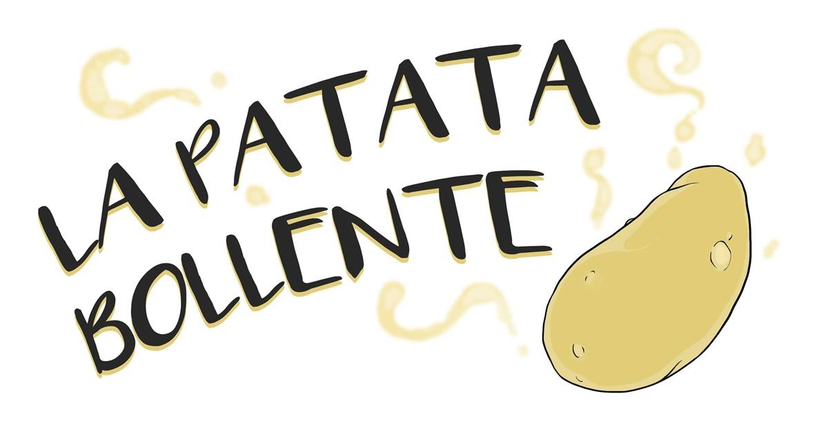 LA PATATA BOLLENTE – LA PATATA IS THE NEW BLACK
