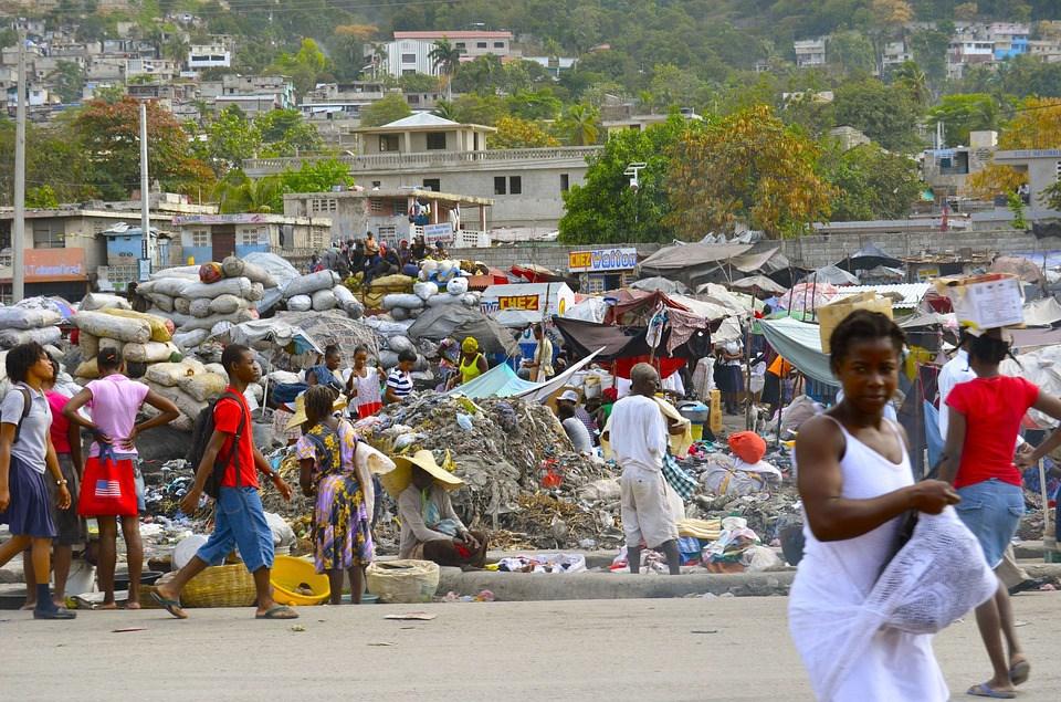 GRID – GORISTEIN ED IL PASSAGGIO DA HAITI