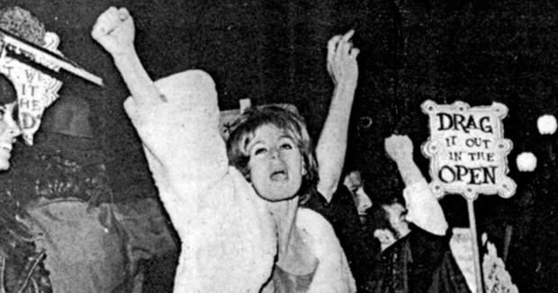 SCREAMING QUEENS – THE RIOT AT THE COMPTON'S CAFETERIA
