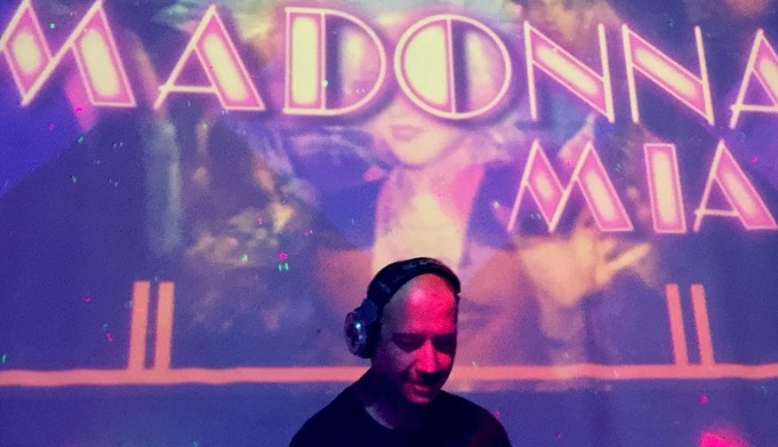 DJ, PRODUCER E MADONNOLOGO
