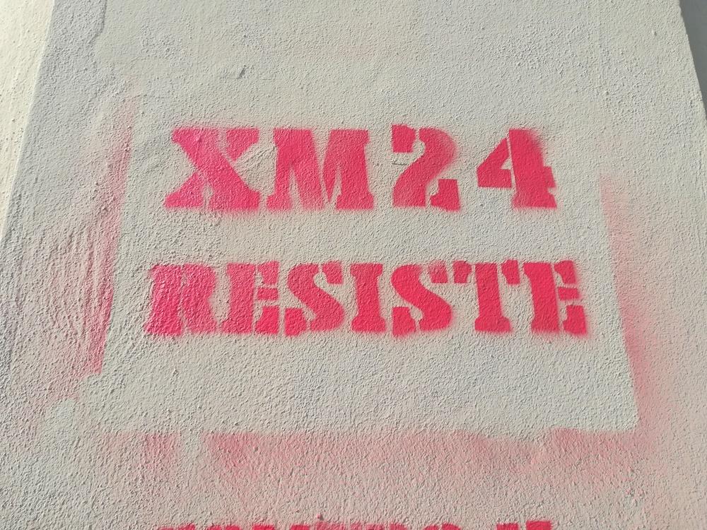 xm24 resiste