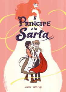 Il principe e la sarta - Copertina del libro