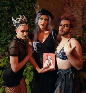 Le Valqueerie presentano il libro Il principe e la Sarta