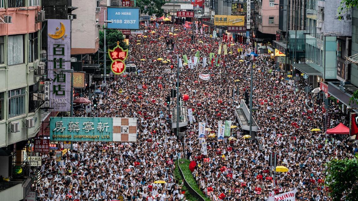 HONG KONG, DEMOCRAZIA E DIRITTI LGBT+
