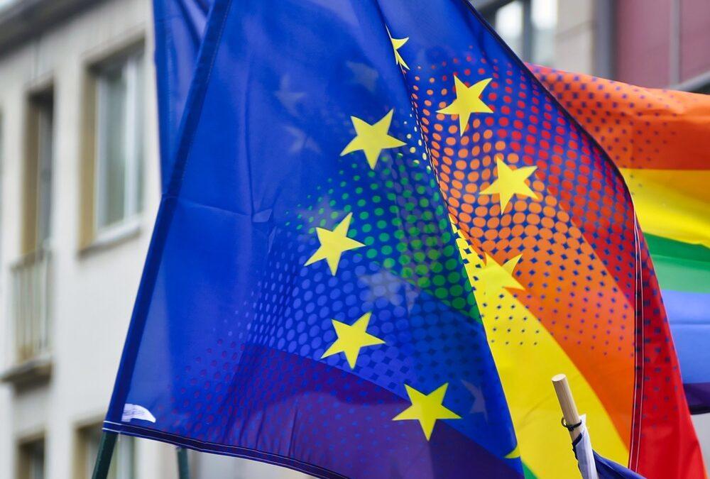 UNIONE EUROPEA ZONA DI LIBERTÀ PER LE PERSONE LGBTQIAP+