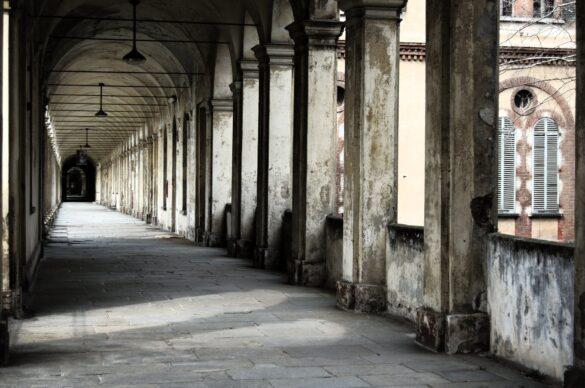 Ex manicomio di Collegno-Torino